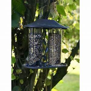 Secret Garden Dual Seed Feeder  Peck-duals