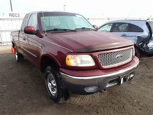 Used Ford Truck Parts 1999 F150 4 6l V8 Engine 4r70w