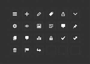 Icons – Make WordPress Mobile