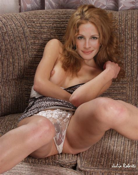 Julia Roberts Hot Naked Boobs Pussy Photos Free