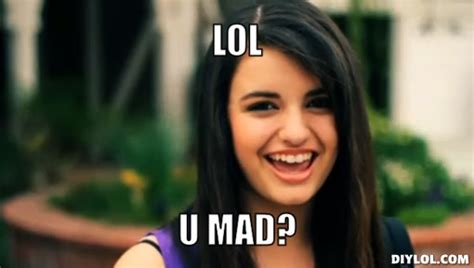Rebecca Black Meme Generator - ot who would you rather ride across the country with in a small car harmony central