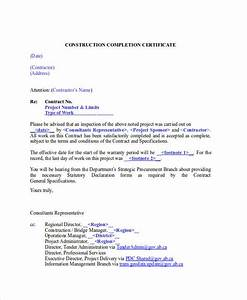 26+ pletion Certificate Examples  PSD, PDF, Word