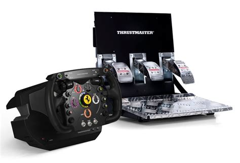 thrustmaster  suprema experiencia das corridas de