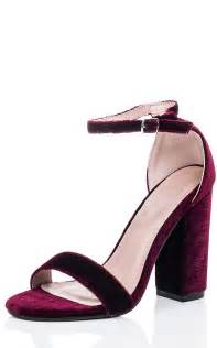 sleeve wedding guest dresses sass open peep toe block heel sandals shoes burgundy ve silkfred