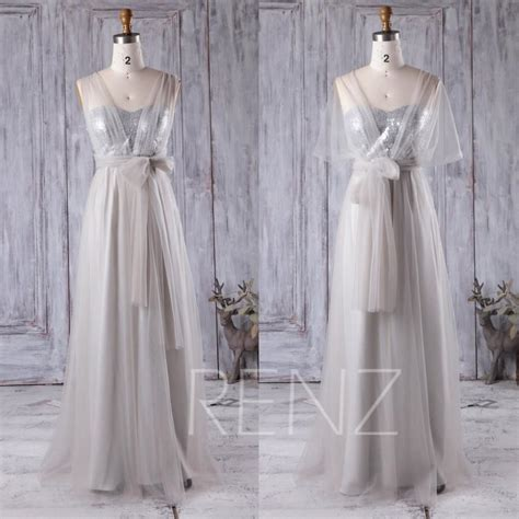 light grey bridesmaid dresses long light grey bridesmaid dress long gray mesh wedding dress