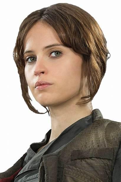 Jyn Erso Hairstyle Leia Wars Star Starwars