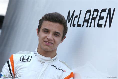 Lando Norris, McLaren, Hungaroring, 2017 · F1 Fanatic