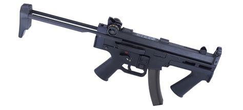 firearm showcase  heckler koch smg     successor   mp high res