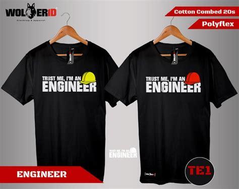 jual kaos engineer mechanical engineer engineering