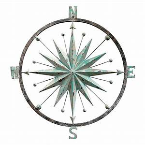 Design toscano mh rose of the winds compass