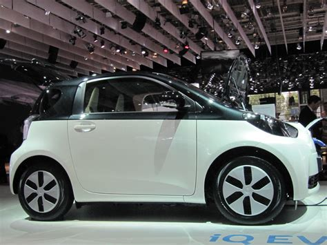 Ev Car News by Toyota Iq Ev The Electric Car You Ll Never See Live Photos