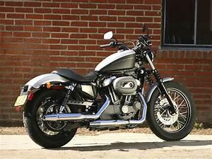 2008 Harleydavidson Xl1200n Sportster 1200 Nightster Pictures