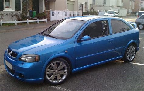 2000 Opel Astra Coupe Opc Related Infomation