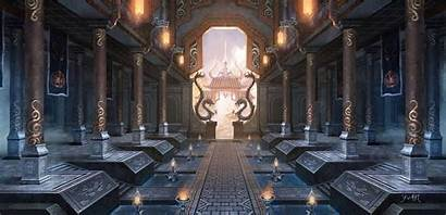 Hall Deviantart Chaoyuanxu Concept Shu Fantasy Throne