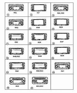 Dodge Nitro Radio  Multi Media  Mw  Fm  6 Dvd  Export