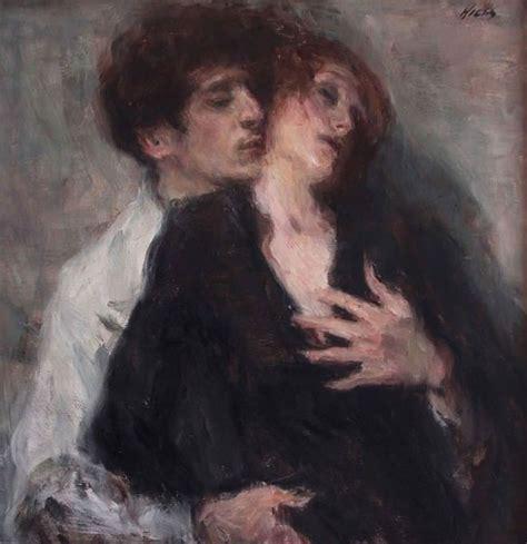 Импулсивно и нежно за любовта в цитати и картини