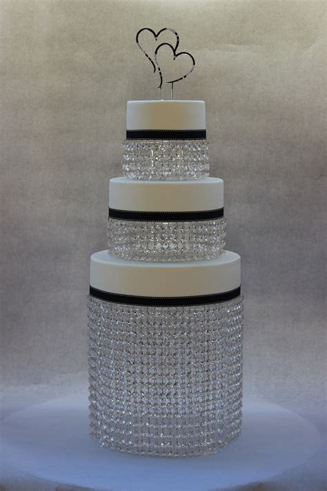 crystal beaded cake stands melbourne  hire  sale