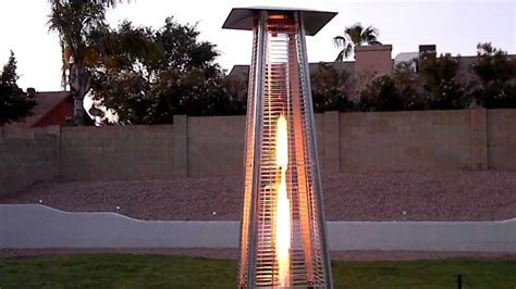 az patio heaters glass heater