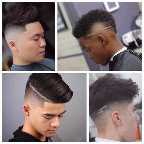 Hairstyles for Teenage Guys in 2018   Men's Hairstyles and