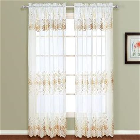 united curtain company marianna 50 quot x 63 quot set of two