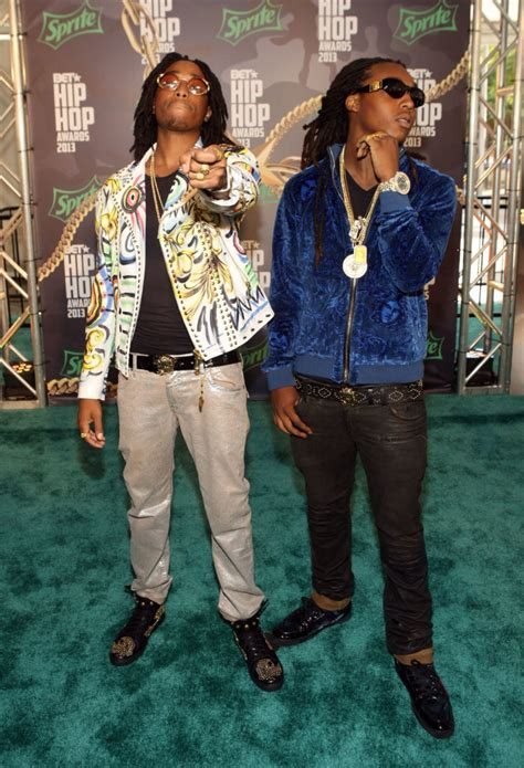 Migos - 20 Outfits Only Rappers Should Attempt | Complex