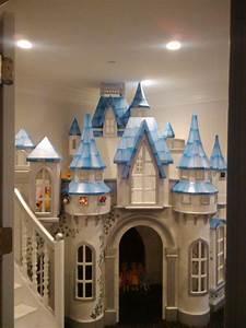 Big Indoor Playhouse - Wizard of Oz Castle Indoor Playhouse
