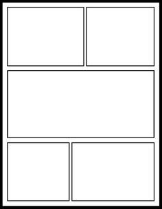 comic strip template doliquid