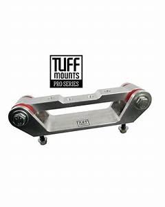 Tuff Mount  Performance Transmission Mount   Billet Cnc