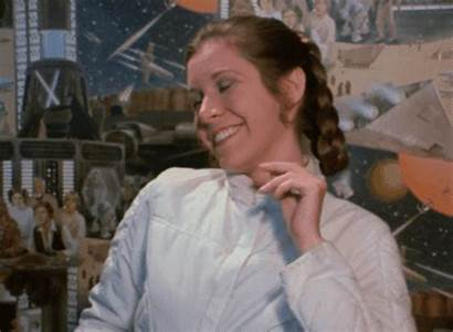 Carrie Fisher Gifs Princess Decide Emotions Using