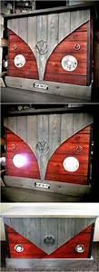 Bar Aus Holzpaletten : pallets wooden bar counter woodenpalletfurniture ~ A.2002-acura-tl-radio.info Haus und Dekorationen