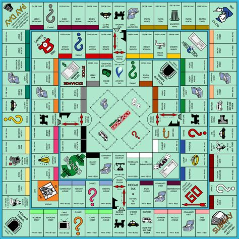 Ultimate Monopoly By Jonizaak On Deviantart