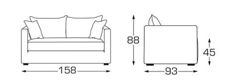 dimensions canape 2 places comment bien choisir canap 233 toutes les r 233 ponses