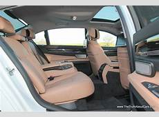 2013 BMW 750Li, Interior, Driver's Side, Picture Courtesy