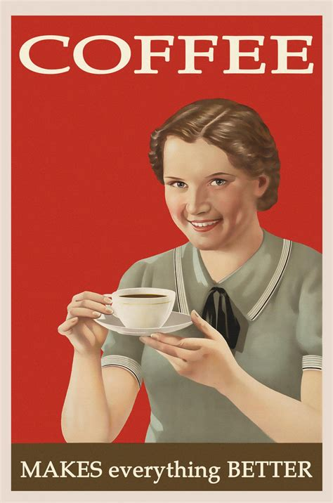 Shop allposters.com to find great deals on coffee (vintage art) posters for sale! Coffee Vintage Retro Poster Free Stock Photo - Public Domain Pictures