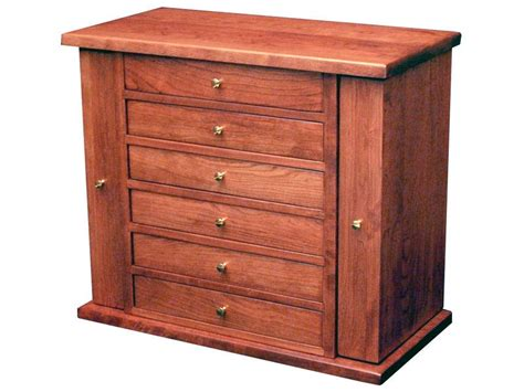 Bedroom Jewelry Armoires  Brandenberry Amish Furniture