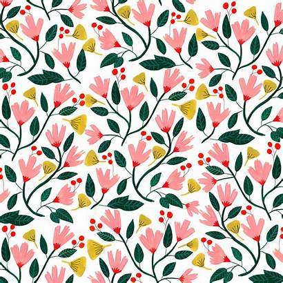Pattern Floral Behance
