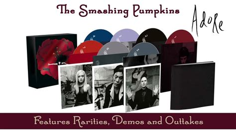 Adore Smashing Pumpkins Youtube by Rock Legends The Smashing Pumpkins Pre Order Adore
