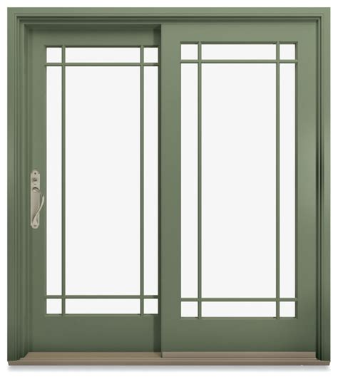 marvin ultimate sliding door contemporary patio
