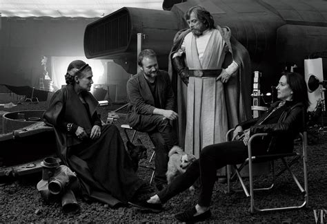 Gorgeous Star Wars The Last Jedi Photos Provide First