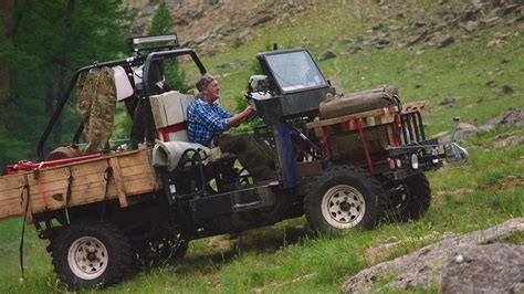 imcdborg custom  land rover john   grand
