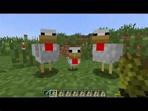 Minecraft 1.0.0 - How to have baby chickens with Wheat [NO ...