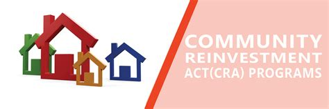 community reinvestment act cra program