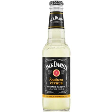 Jack daniel's country cocktails are premium malt beverages from the jack daniel's family of brands. Jack Daniel's Country Cocktails Southern Citrus 6 Pack