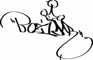 Graffiti tag name Bozidar by ChAbO93 on DeviantArt