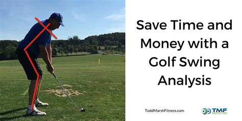 Golf Swing Analysis by Save Time And Money With A Golf Swing Analysis