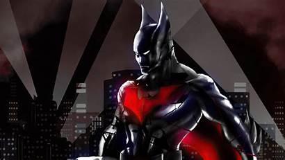 Batman 4k Beyond Wallpapers Resolution Superheroes Artwork