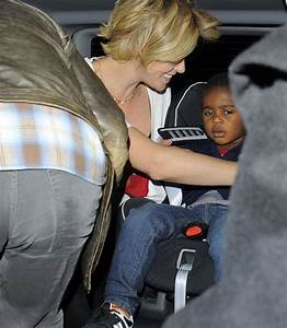 Charlize Theron And Son Jackson Enjoy Dinner With Sean
