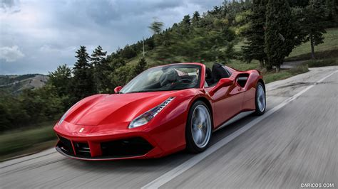 488 Spider Hd Picture by 2016 488 Spider Front Hd Wallpaper 33