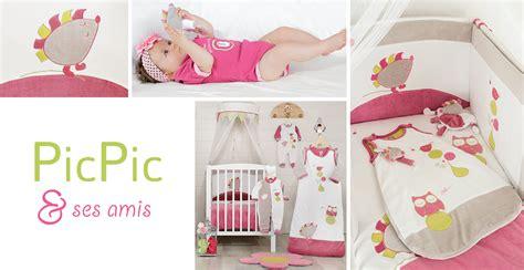 thème chambre bébé fille soldes linge de lit bébé promo chambre bébé et look bébé