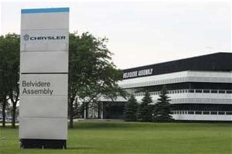 Chrysler Plant Belvidere by Oem Locations Dmc Drew Manufacturing Consultantsdmc